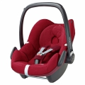 Fotelik 0-13kg. Pebble Robin Red Maxi-Cosi