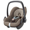 Fotelik 0-13kg. Pebble Earth Brown  Maxi-Cosi